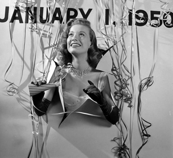 Happy New Year,1950