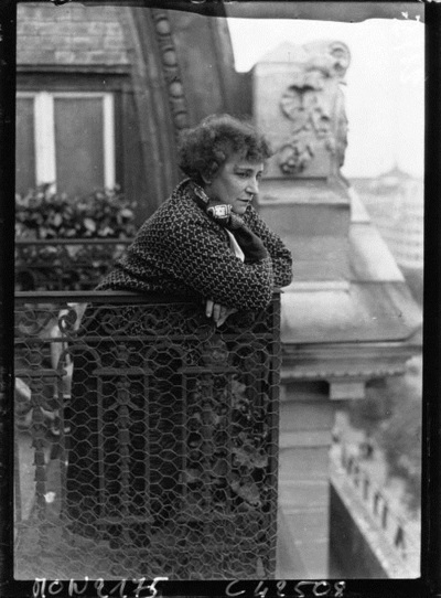 Colette, in Paris