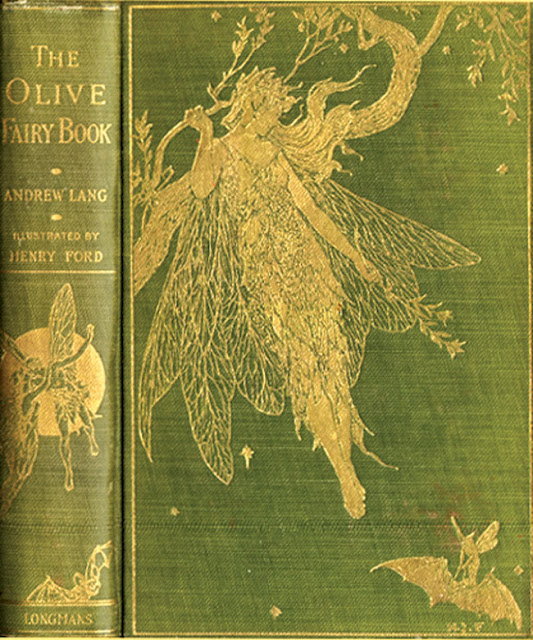 The Olive FairyBook