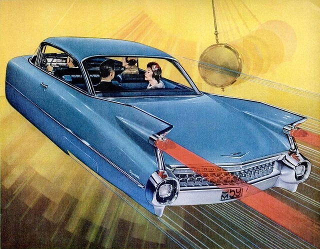 Flying Car, 1959