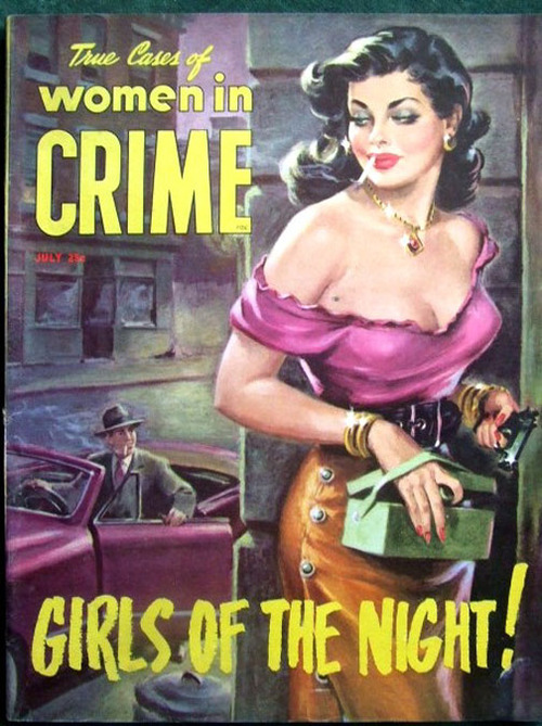 Girls of the Night – Old Pulp