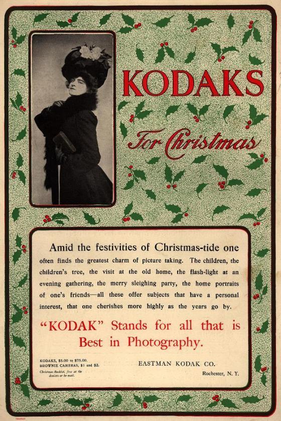 kodak christmas001
