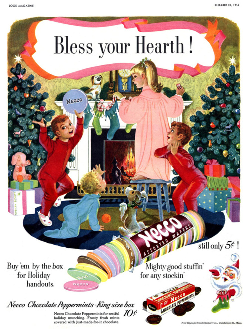 Bless your hearth with Necco