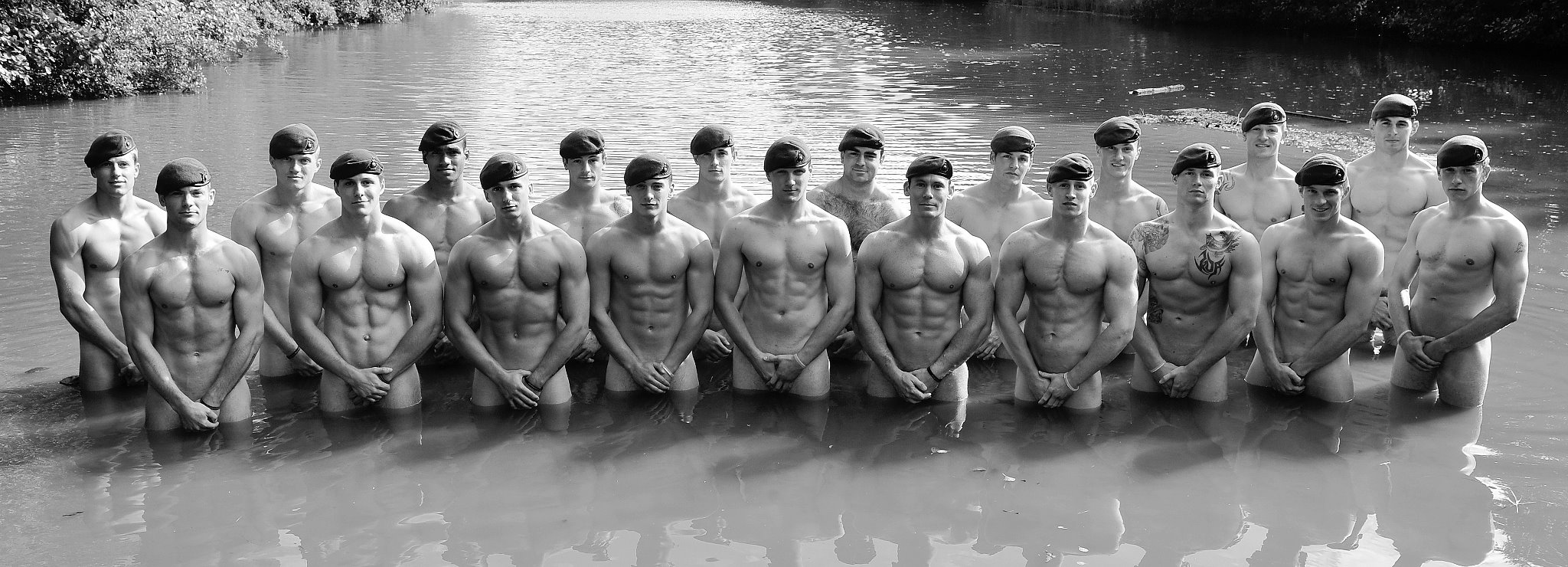 British Royal Marines (Click to enlarge!)