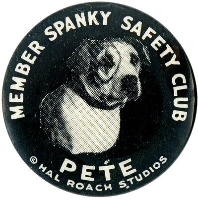 Member of the Spanky Safety Club