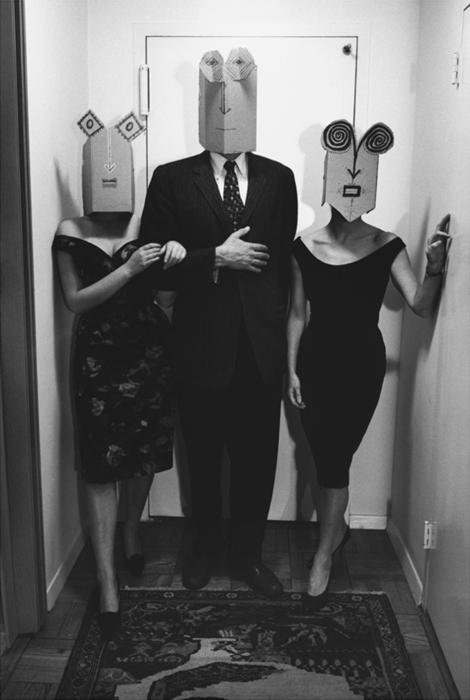 steinbergcardboard masks