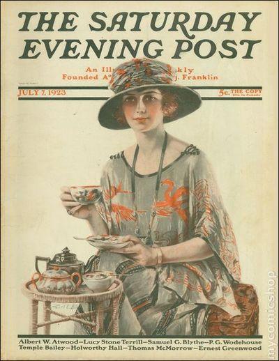 Tea, 1923