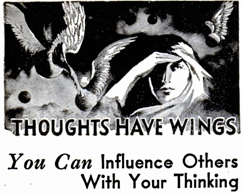 Thoughts have wings