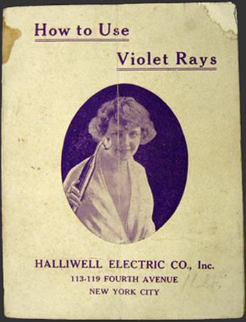 violet rays 400