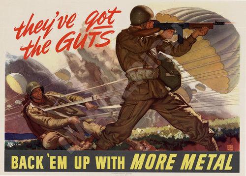 WWII war prop