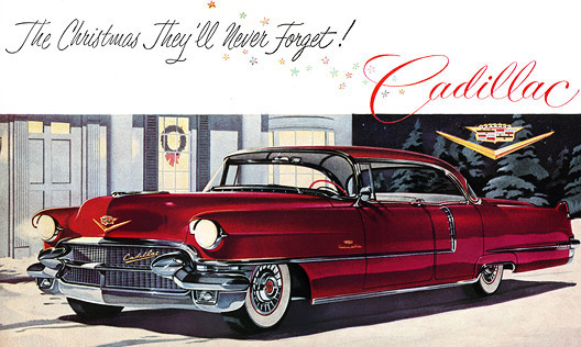 The Christmas They'll Never Forget! (1955 Cadillac)