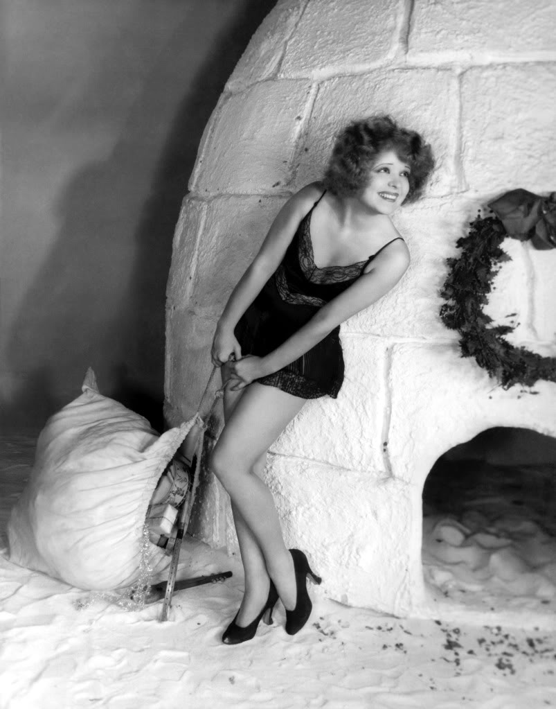 Merry Christmas from Clara Bow