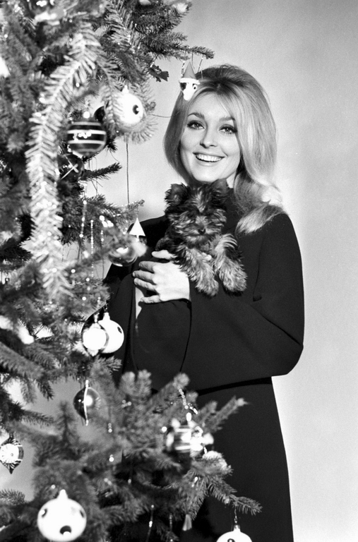 Merry Christmas from Sharon Tate