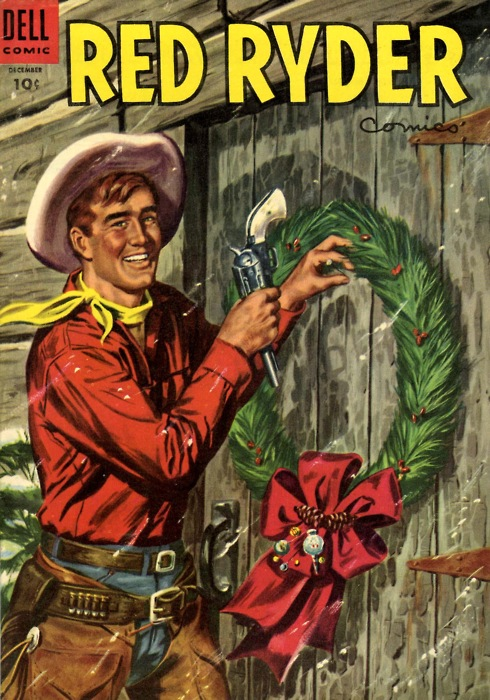 Red Ryder Christmas