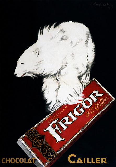 Chocolat Frigor, 1929