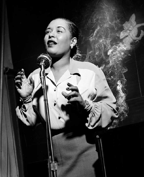billie holiday NYC 1949