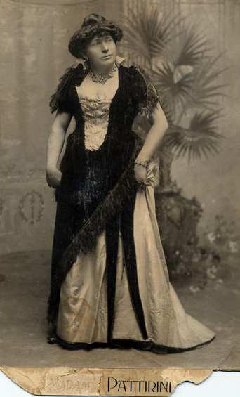 Brigham Young Jr in Drag