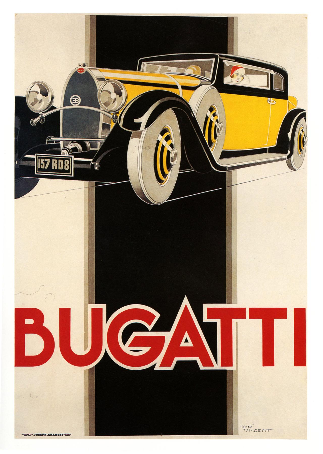 1930 Bugatti
