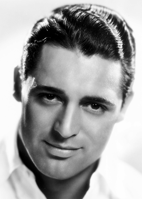 Cary Grant in his younger years