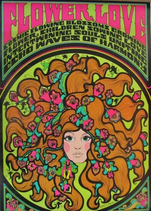 Flower power, 1967