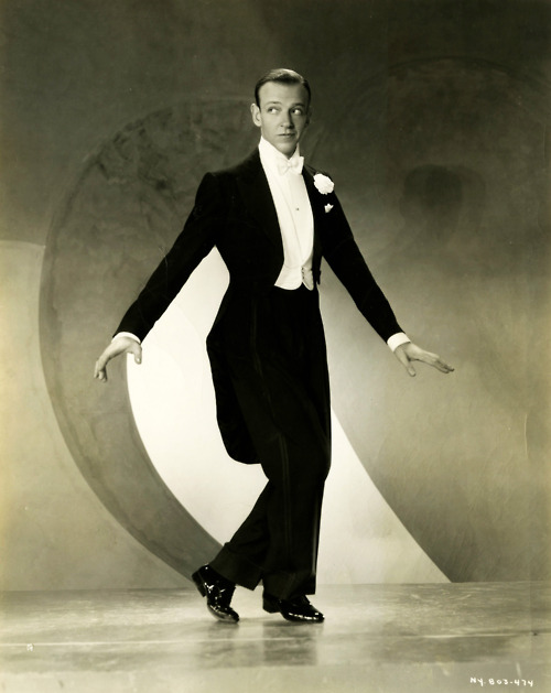 Fred Astaire in a tux