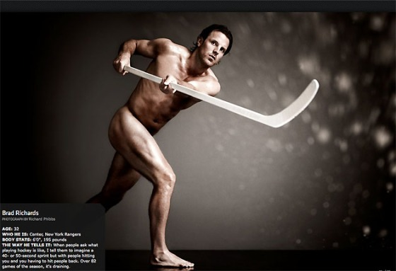 hockey nude hockey