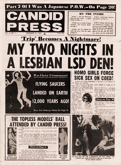 lesbian lsd den