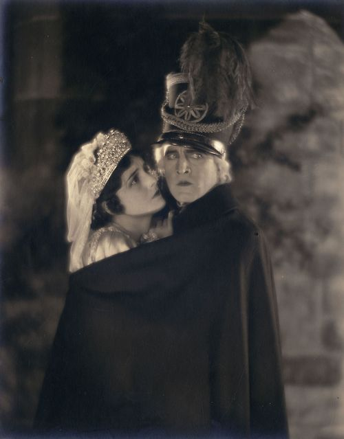 Mary Astor and John Barrymore, 1924