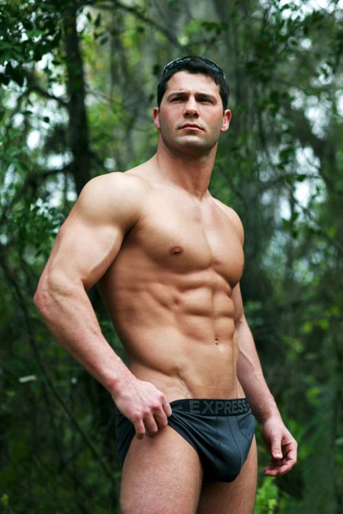 Josh Ohl, model