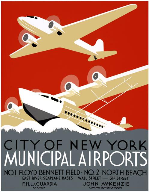 New York City Airports,1930s