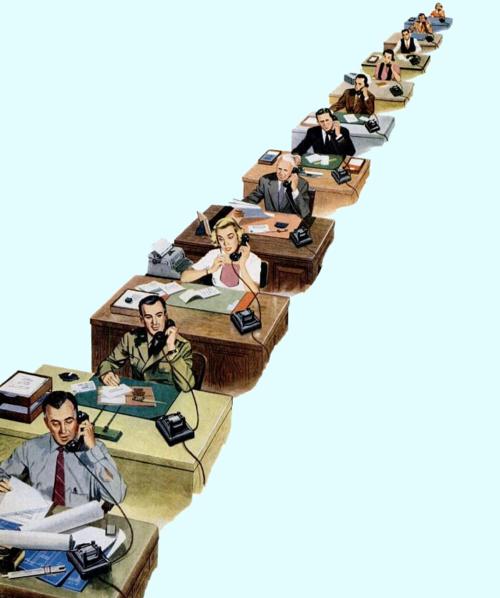 Office, 1951