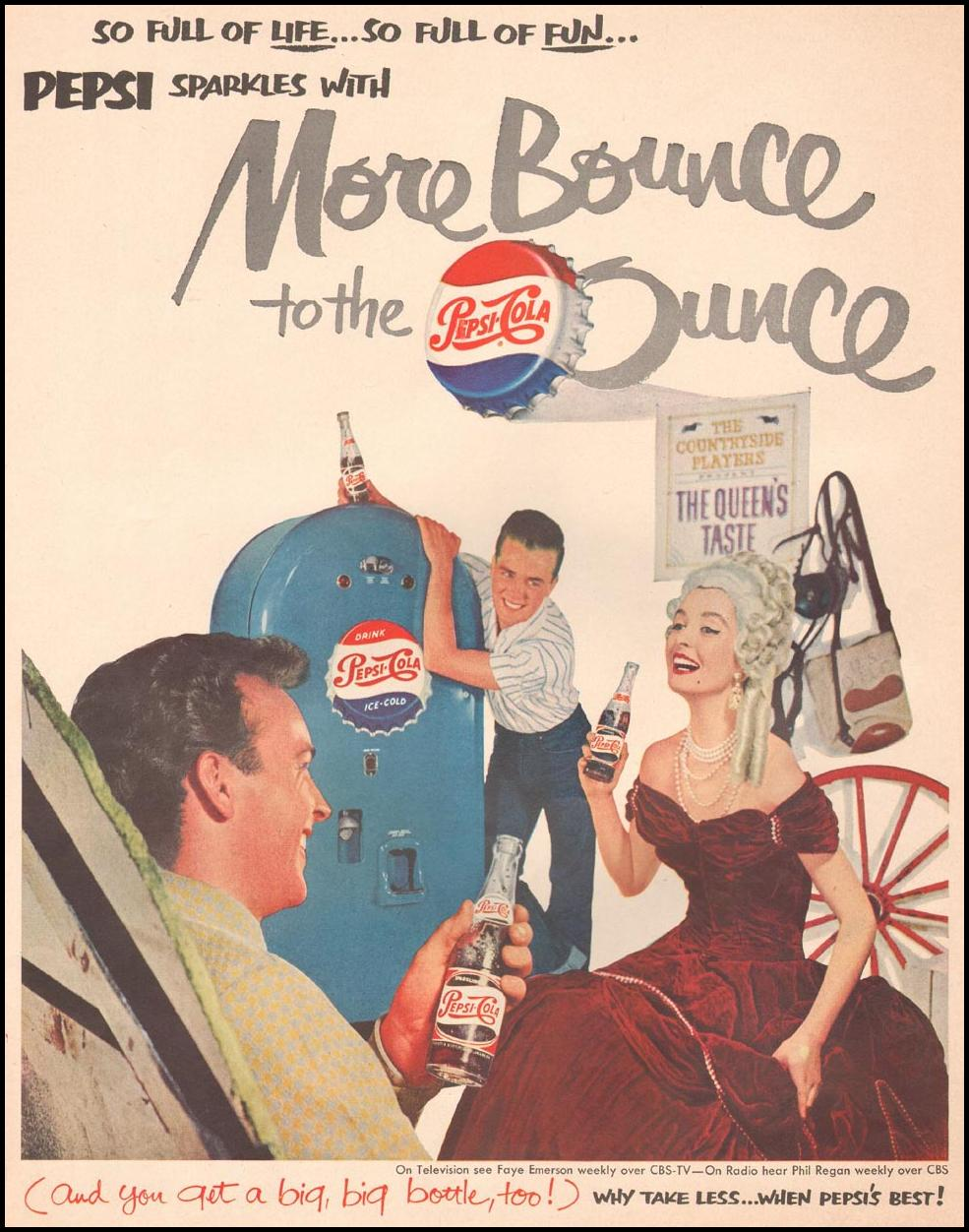 Pepsi – More Bounce to the Ounce!