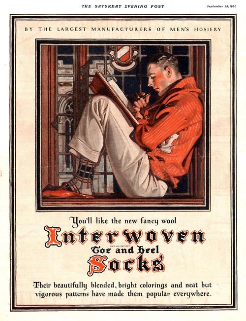 Leyendecker for Interwoven
