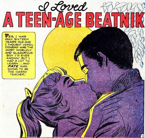 I loved A TEEN-AGEBEATNIK