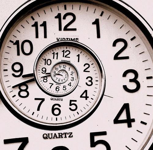 Time keeps marchingon
