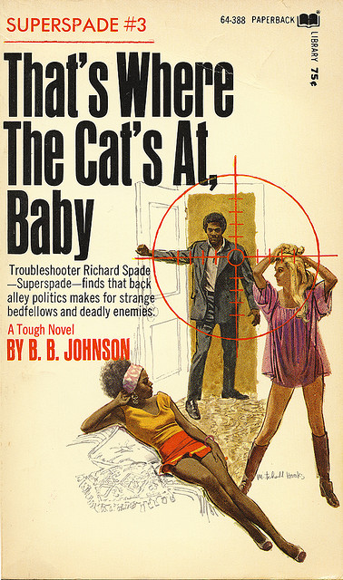 That's Where the Cat's At,Baby