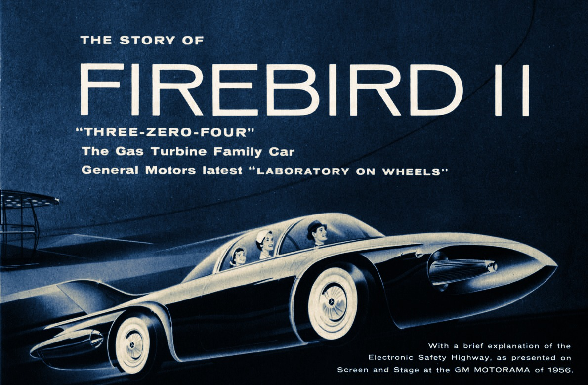 1956 firebird ii concept car matthew s island of misfit toys