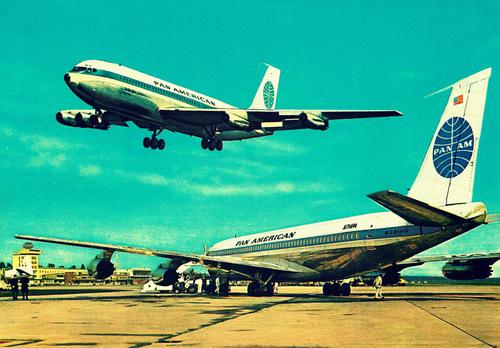 Pan Am, 1960s