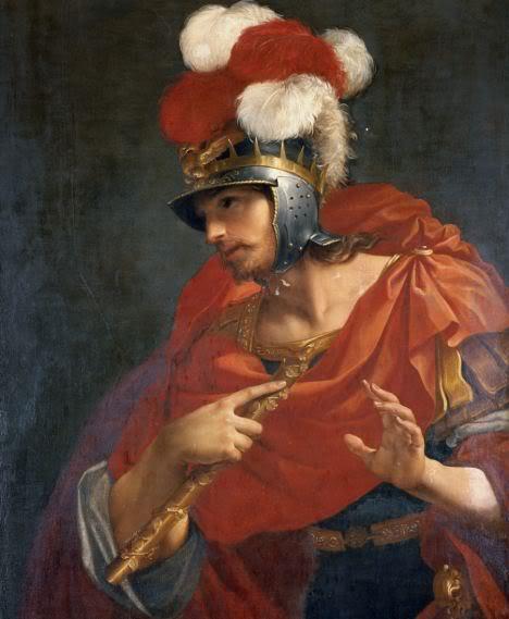 Alexander the Great by DonatoCreti