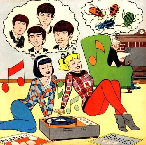 One person's Beatles is another person'sbeetles