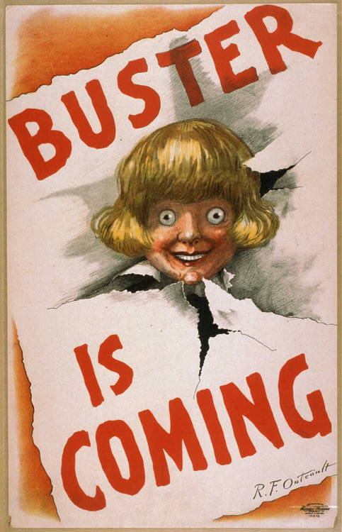 Buster Brown iscoming!