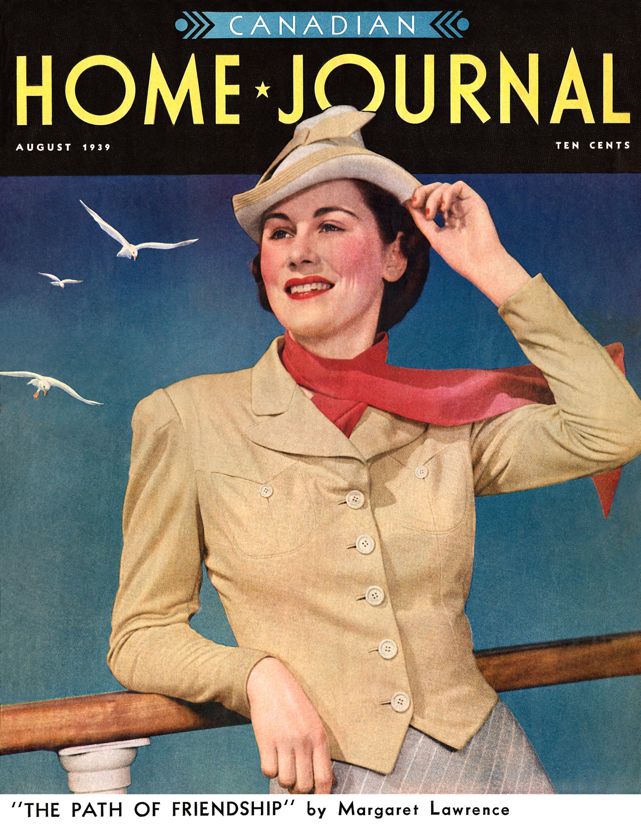 Canadian Home Journal, 1939