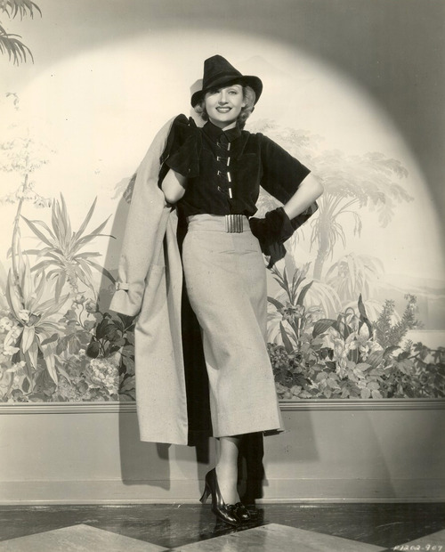 Carole Lombard, 1935