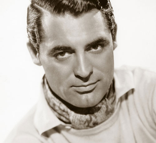 Cary Grant when he wasyoung