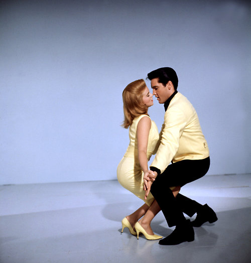 Elvis and Ann-Margaret