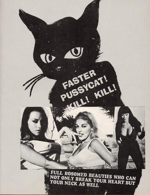 Faster Pussycat!