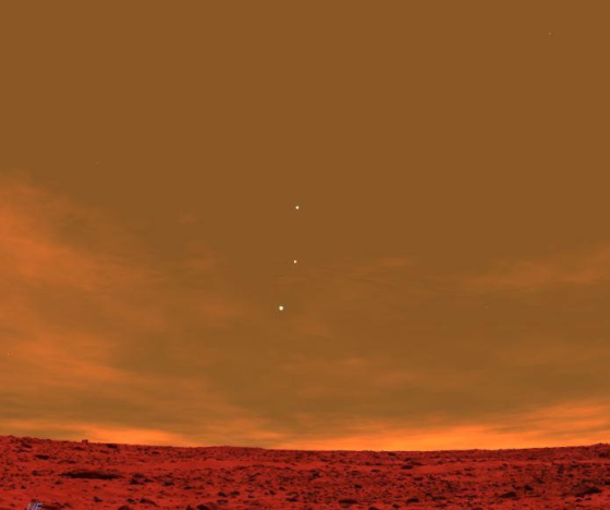 from mars