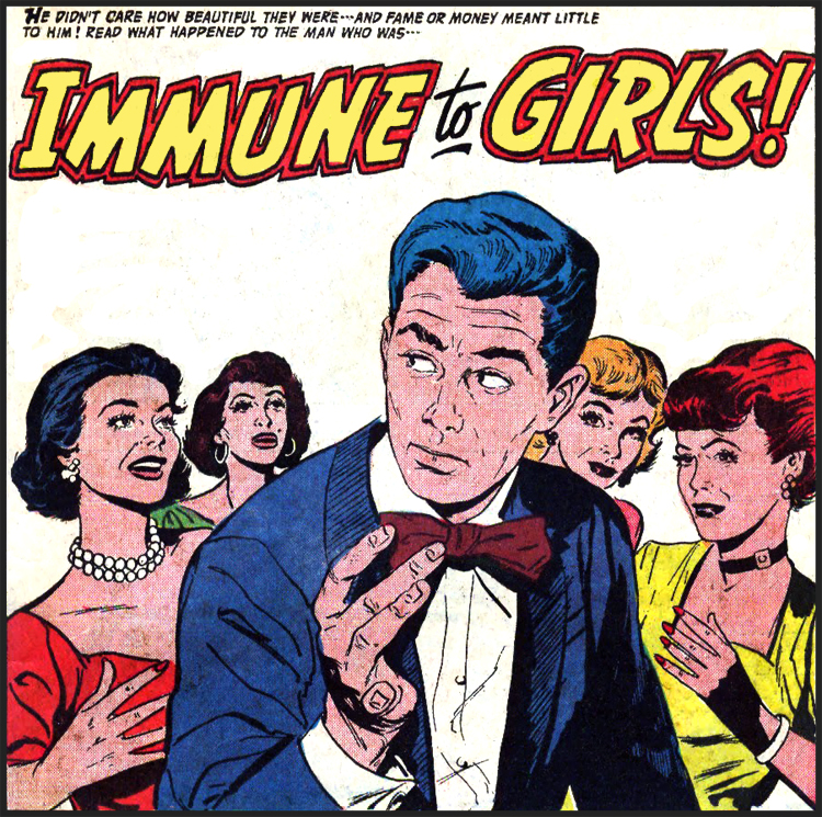The man who was immune to girls
