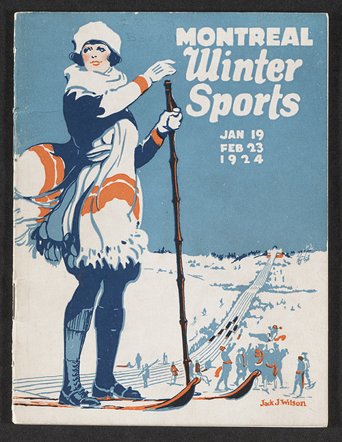 Montreal Winter Sports, 1924