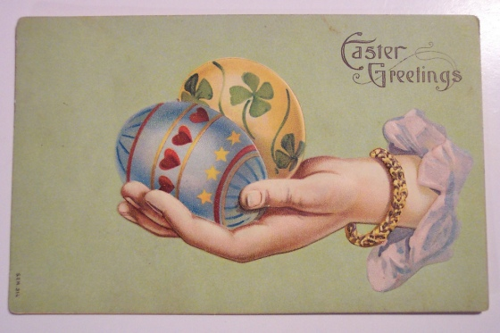 old easter cards 505